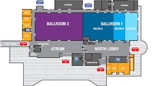 floor plan penticton trade and convention centre