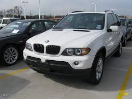 Bmw X5 White - 2005 alpine white bmw x5 3 0i 25792722 gtcarlot com car color