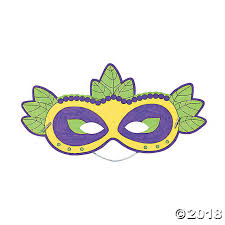mardi gras mask your own mardi gras masks