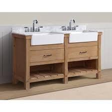 home depot kitchen sink vanity ari kitchen and bath marina 60 in bath vanity in