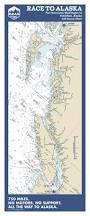 Map Of Ketchikan Alaska by Race Course Race To Alaska