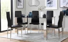Dining Room Glass Kitchen Dining by Glass Dining Sets Furniture Choice