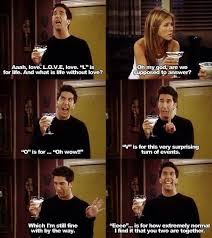 Friends Show Meme - image result for friends tv show quotes friends pinterest