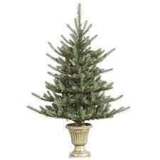 buy 4 u0026 39 indoor outdoor pre lit christmas topiary double ball