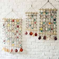 decorative ideas the mediterranean style natural shell curtain wall hangings