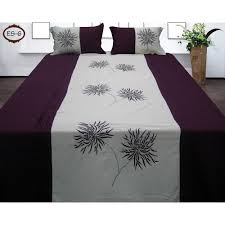 embroidery sheet set 1200 tc high quality