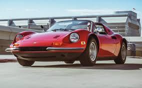 ferrari coupe classic 1973 ferrari dino 246gts classic drive motor trend classic