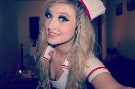 nurse halloween tutorial ft sedonalace com youtube