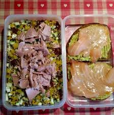 midi en recette de cuisine recette de salade et tartines fit pour midi