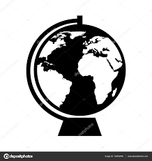 Earth Maps World Planet Earth Maps U2014 Stock Vector Yupiramos 134632950