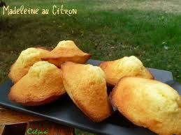 cuisine tv les desserts de benoit madeleines au citron les plaisirs de céline