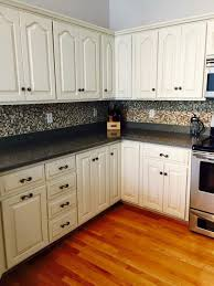 Refinishing Painting Kitchen Cabinets Kitchen Breathtaking Antique White Painted Kitchen Cabinets Milk