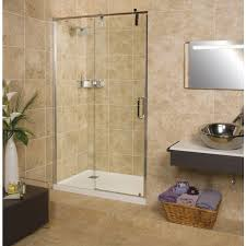 1200mm Shower Door Decemx Sliding Shower Door 1200mm Alcove Fitting With Curved