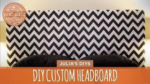 how to make a custom headboard diy dorm decor hgtv handmade how to make a custom headboard diy dorm decor hgtv handmade youtube
