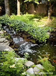 Backyard Waterfalls Ideas Fascinating 75 Relaxing Garden And Backyard Waterfalls Digsdigs