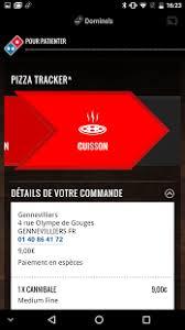domino u0027s pizza france en livraison ou à emporter u2013 applications