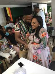 fatimah aramide salami u0027s secret garden themed baby shower