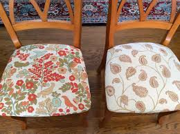 Reupholster Dining Room Chairs Fabric  Find Out To Reupholster - Dining room chair reupholstering
