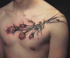 chest designs ideas and meaning tattoos for you