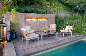 Concrete Ideas For Backyard Outdoor Design Trend 23 Fabulous Concrete Pool Deck Ideas