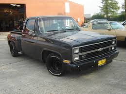 chevy colorado lowered lowered trucks with airdams the 1947 present chevrolet u0026 gmc