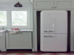kitchen fridges retro smeg fridge hiden cabinet smeg