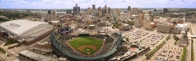 Comerica Park Map Flew Over Detroit Tigers Comerica Park Dji Phantom Drone Forum