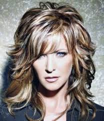 medium length hairstyles for women over 40 with bangs womens hairstyles over 40 wedding ideas uxjj me