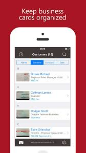 App To Scan Business Cards Best Business Card Scan App Iphone Infocard Co