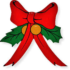christmas ribbons free christmas clipart ribbon with