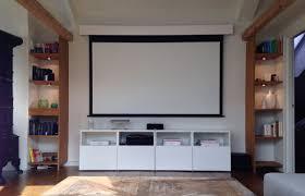 Beamer Im Wohnzimmer Beamer Scherm Verzonken In Plafond Simone Inspiration For The