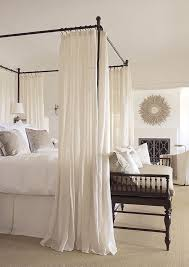 how to decorate canopy bed bedroom black steel canopy bed brown wood bench large light brown
