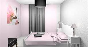 chambre noir et blanc design deco de chambre noir et blanc 4 salon gris et pale jet set