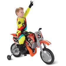 toy motocross bike the motocross champion ride on bike hammacher schlemmer