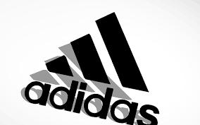adidas logo png 3d design adidas logo tinkercad