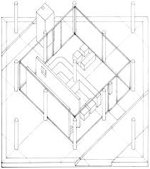john hejduk diamond house project house a 1980 domus