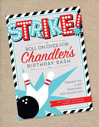 bowling party invitations bowling party invitations by way of