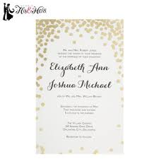 wedding invitations hobby lobby gold dot wedding invitations hobby lobby 1247949