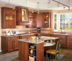 classic kitchen with wooden green painted seating small kitchen