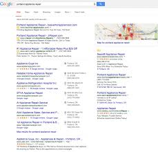 Google Map Portland Oregon by Google Changes How They Show Local Businesses Within Their Maps