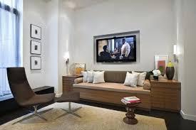 minimalist style interior design bedroom with conopy design at modern minimalist style loft