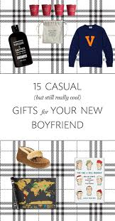 15 casual but still really cool gifts for your new boyfriend