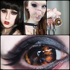 Halloween Costume Contact Lenses 32 Crazy Contact Lenses Images Contact Lens