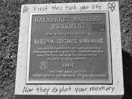 Movimientos Encadenados Mayo 2011 - la revuelta de haymarket y el primero de mayo una historia de