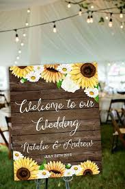 sunflower wedding rustic wedding invitation printable sunflower wedding invitation