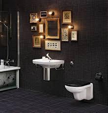 tiled bathroom walls