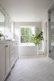 Bathroom Flooring Tile Ideas Best 25 White Tile Bathrooms Ideas On Pinterest Modern Bathroom