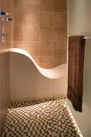 bathroom shower wall tile ideas shower wall tile ideas bathroom midcentury with bamboo cabinet
