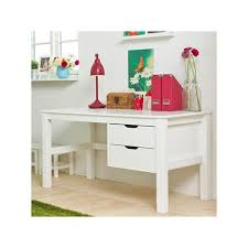 bureau enfant bureau enfant à 2 tiroirs andrblcm12