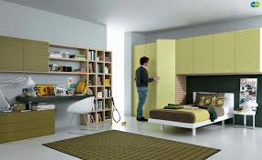 Teenage Bedroom Wall Colors - room for teenagers 14 modern teenager bedroom interiors from